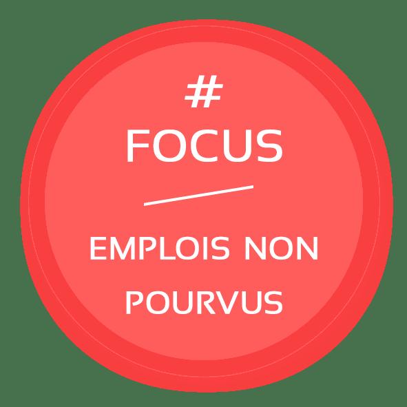 logo focus emploi non pourvus
