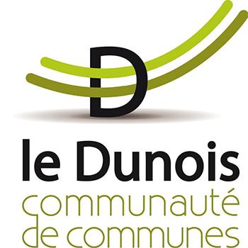 logo de la Communauté de communes Le Dunois