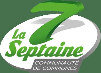logo de la Communauté de communes La Septaine