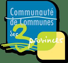 logo de la Communauté de communes des Trois Provinces