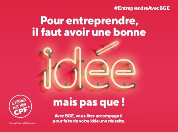 BGE part en campagne contre les raccourcis et les visions simplistes de l'entrepreneuriat !