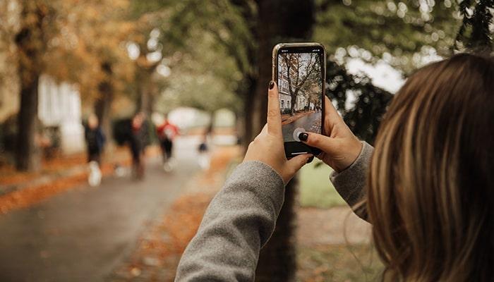 Formation l'art de photographier avec un smartphone