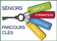 Logo parcours cle seniors