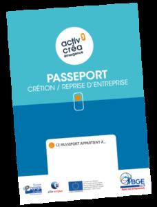 Passeport Activ'crea création / reprise d'entreprise