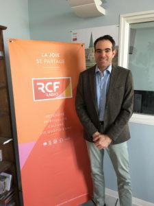 Interview de Frédéric Constant sur RCF
