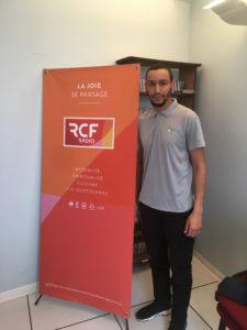 Interview de khalil Roumadni sur RCF