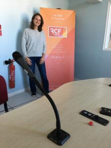 Interview de Soléne Hubault sur RCF