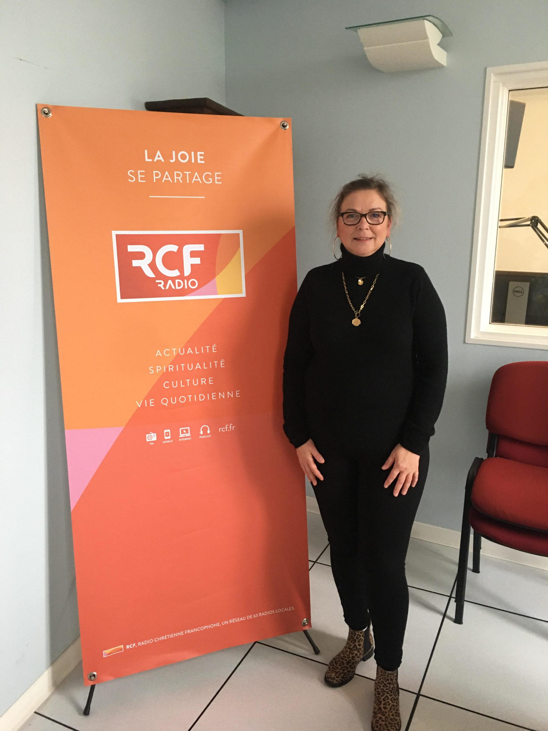 Interview de Véronique Vaesken sur RCF