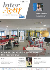Page d'accueil screen Magazine InterActif 22
