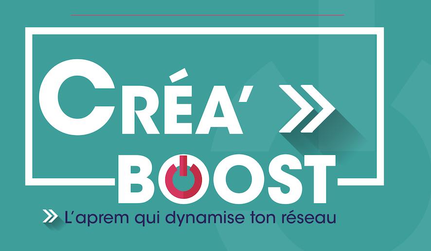 #CRÉA'BOOST